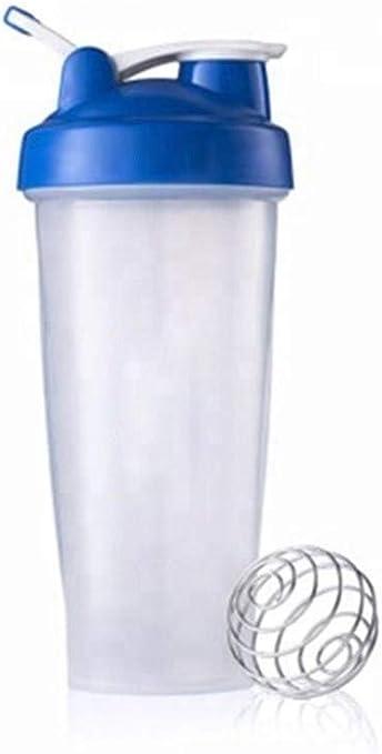 Botella De Agua Botella De Agua Para Deportes Bpa Botella De Agitador De Pro...