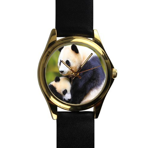 Popular Christmas Gift Gentle Panda Mom And Lovely