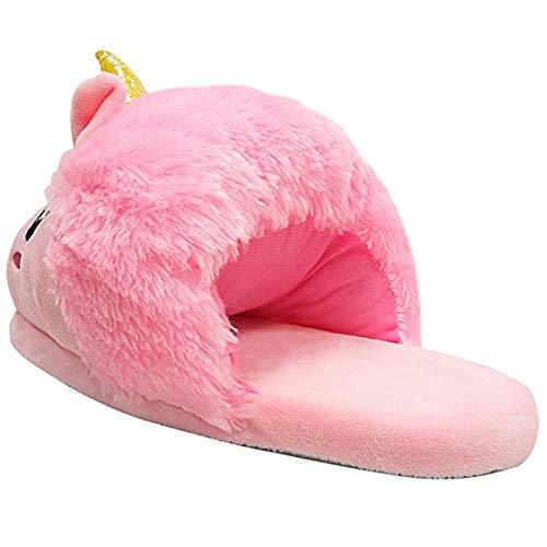 Pour Coton 36 Licorne Chaussettes 29cm Rosé Paires Taille Antidérapant Pantoufles Avec Chaussons 3 44 Et De Chaudes Norsens Unique En 7FwPqF