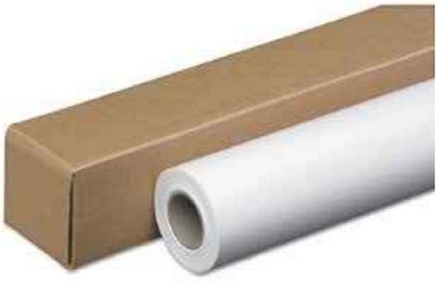 "36lb Coated Bond 36/"" x 100/' Inkjet Presentation Paper HP Canon Plotter 1 Roll"