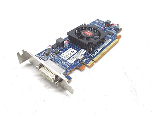 Video Mb Pci Card 512 (AMD Radeon HD 6350 512MB Small Form Factor / Low Profile DMS-59 Dual Monitor PCI-E x16 Video Card (Certified Refurbished))