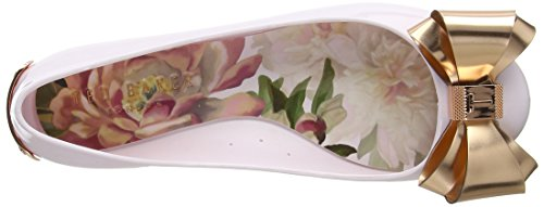 Ted Baker Julivia, Ballerine Donna, Multicolore (Painted Posie), 36 EU