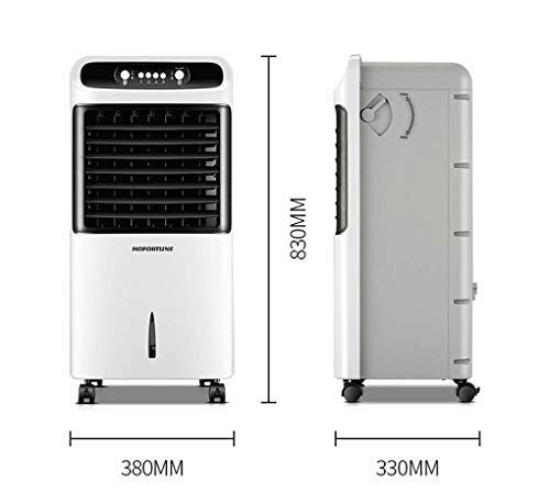 Xxyk Household air Cooler Cool Warm Mute Household Energy-Saving Air Cooler Cooler Small Air Conditioning Water Fan