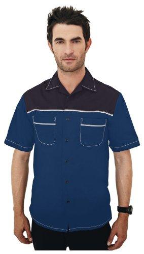 Two Pocket Camp Shirt (TMR Racing 5.5 oz 60/40 Twill Camp Shirt - 905 Circuit)