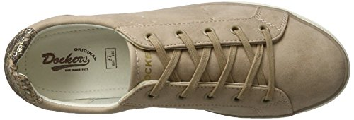 40aa201 Gerli rosa 620760 Rose Basses Baskets Dockers By Femme qEvwx5f8