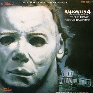 Halloween 4: The Return Of Michael Myers - Original Motion Picture Soundtrack by Unknown (1994-08-02) -