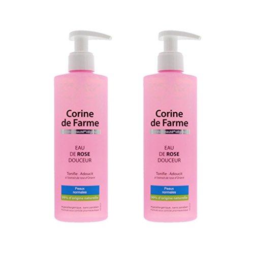 CORINE DE FARME Eau de Rose 040658