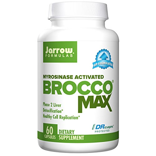 Jarrow Formulas BroccoMax Standardized Broccoli