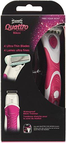 Quattro for Women Bikini Razor