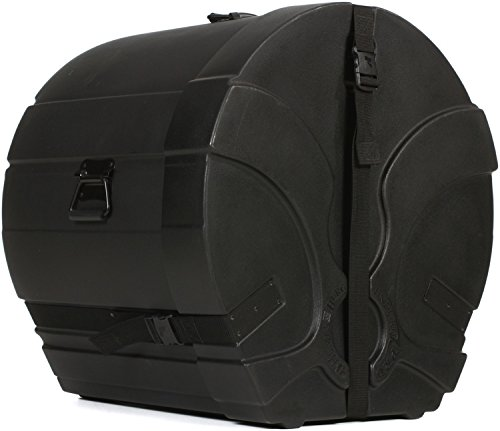 Humes & Berg Enduro Pro EP551BKSP 18 x 24 Inches Bass Drum Case with Foam (Drum Bass Enduro Case)