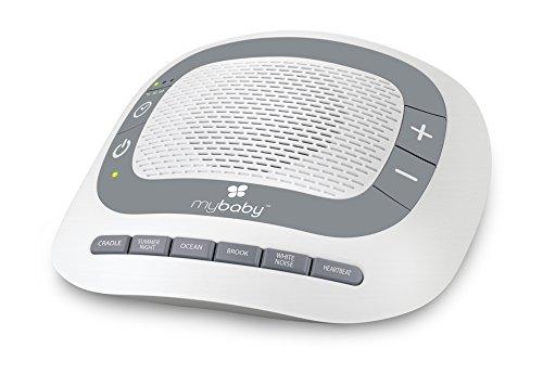 myBaby SoundSpa Portable, White
