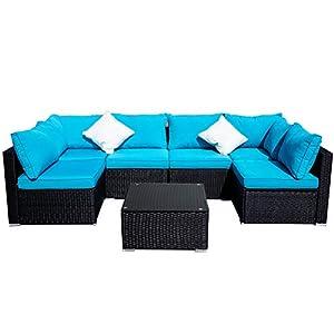 41XRwRnAYVL._SS300_ Wicker Patio Furniture Sets