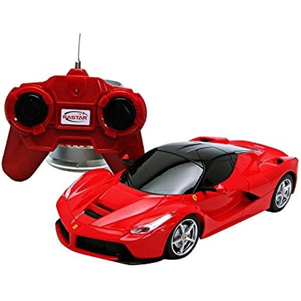 1:24 Ferrari LaFerrari რადიომართვადი მანქანა, 38.5*12*10