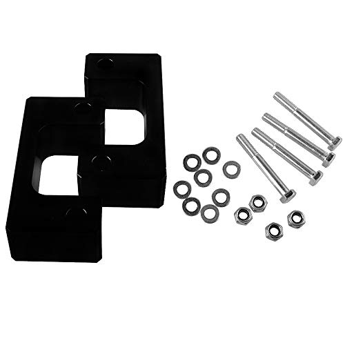 - 2018 Leveling Kit 2'' For Silverado 1500 GMC Sierra 1500 2WD 4WD, Will Truly Raise the Front of Your Chevy GMC Pickup 2