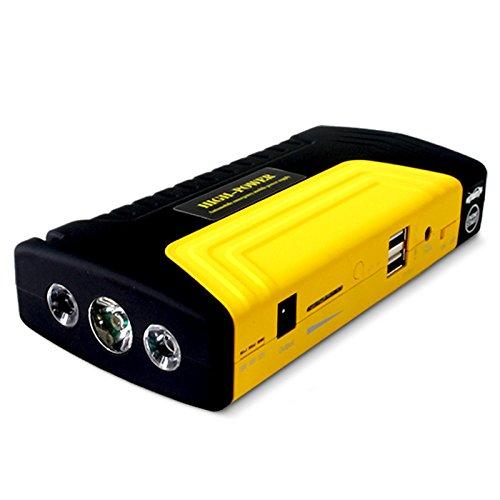 otmake 500A Peak 16800mAh 12-Volt Portable Car Jump starter Booster Battery Charger Power Pack Vehicle by otmake