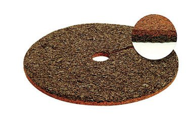 Phoenix Recycled #TR24912OR 24''Rubb Mulch Tree Ring by Phoenix