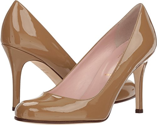 York Leather Camel Pump Patent Karolina New Kate Women's Spade npE11a