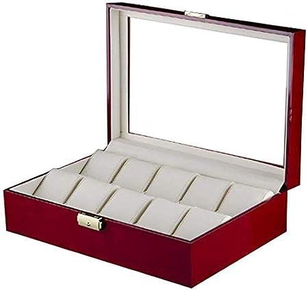 ZTMN Watch Winders Watch Boxes Estuche de Reloj para Hombres ...