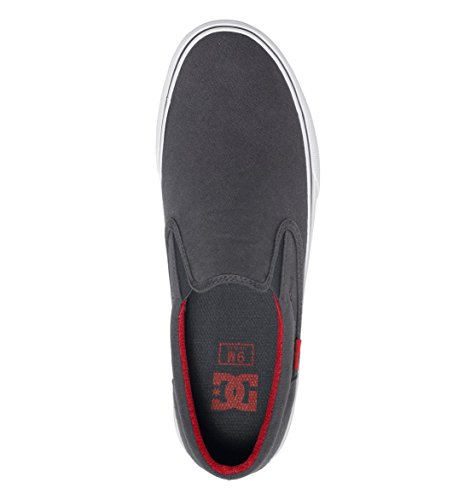 Chaussures Trase Slip6on Gris Homme DC Shoes