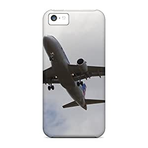 Hot Dne14785rrFW Case Cover Protector For Iphone 5c- Jet Landing