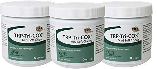 Chews Mini Soft (TRP-Tri-COX Mini Soft Chews 3pack of 120ct)