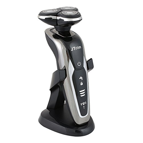 Electric Shaver For Men By JTrim 3DFLEX Wet dry System