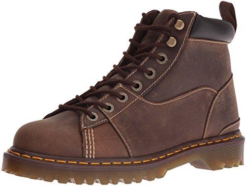 Dr. Martens Men's Alderton Chukka Boot, Brown, 9 UK/10 M US (Church Monkey Boot)