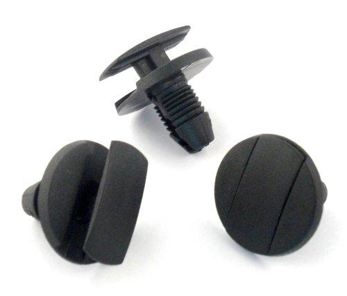 3 opinioni per 10x Clip a Tassello in Plastica Fissaggio Passaruota Parafanghi per Peugeot /