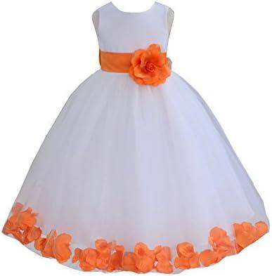 ekidsbridal Floral Petals Flower Dresses product image