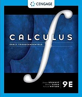 Calculus: Early Transcendentals: James Stewart