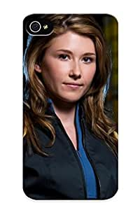 WtkSJyd1786HrZoi Tough Iphone 4/4s Case Cover/ Case For Iphone 4/4s(dr Jennifer Keller Stargate Atlantis) / New Year's Day's Gift