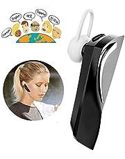 Balscw-F Inteligente 28 Idioma instantáneo portátil traductor Auricular Voz Dispositivo inalámbrico Bluetooth Auriculares de Negocios, Negro