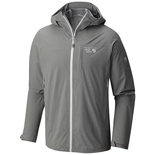 Mountain Hardwear Stretch Ozonic Jacket - Men's Manta Gre...