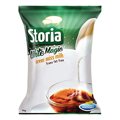 Storia White Magic Beverage Whitener Pack, 1kg