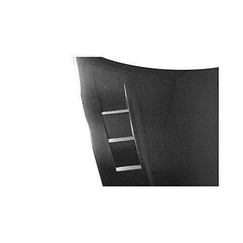 Seibon Ts Carbon Fiber Hood (Seibon 09-10 Nissan 370Z TS Carbon Fiber Hood (hd0910ns370-ts))