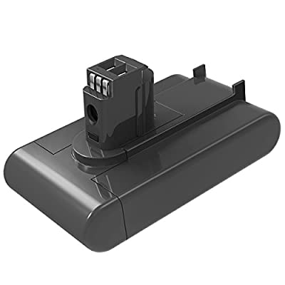 Fancy Buying 22.2V 3000mAh/66.6Wh Replacement Battery for Dyson DC31 DC34 DC35 DC44 (Type A,Not fit Dyson Type B, DC44 MK2) 917083-01 Handheld Vacuum Cleaner
