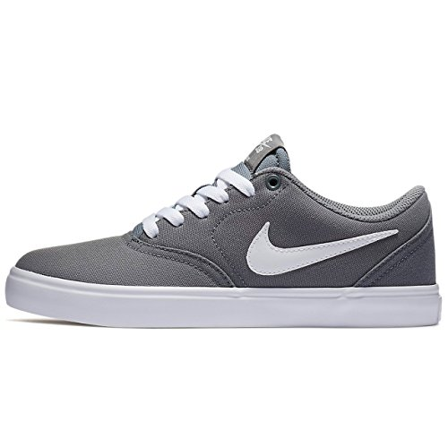 white Sneakers Platinum cool Grey Multicolore Femme pure Nike Solar 001 Wmns Basses Sb Check Cnvs qBXnPHwFRx