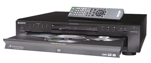 SONY DVP-NC615/B 5-Disc DVD Changer