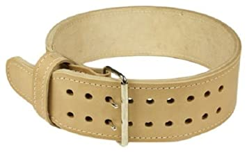 Ironcompany.com 13mm Thick 4 Leather Powerlifting Belt