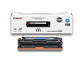 Canon Original 131 Toner Cartridge - Cyan