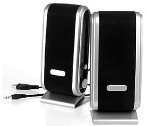PARA Portátil USB Multimedia altavoces del ordenador listo PARA usarse con Ordenadores de sobremesa / Laptops / Netbooks / Macbooks / iMac