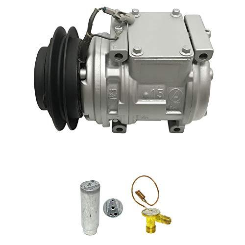 RYC Remanufactured AC Compressor Kit KT CG42