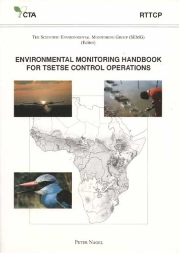 Environmental Monitoring Handbook for Tsetse Control Operations