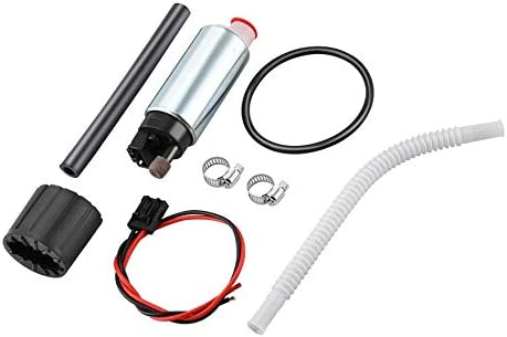 High Pressure Walbro 255 LPH Intank Electric Fuel Pump Replacement GSS343