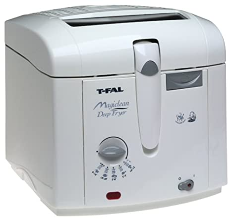 Amazon.com: T-Fal 62870 Magiclean freidora, discontinued ...