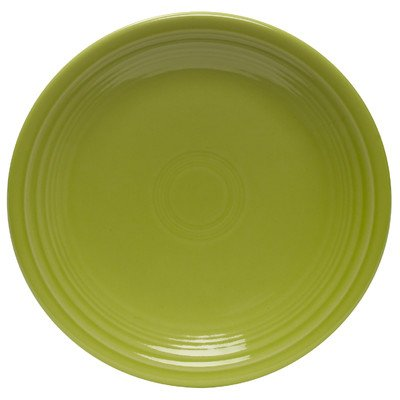 Fiesta Dinnerware Luncheon Plate Lemongrass