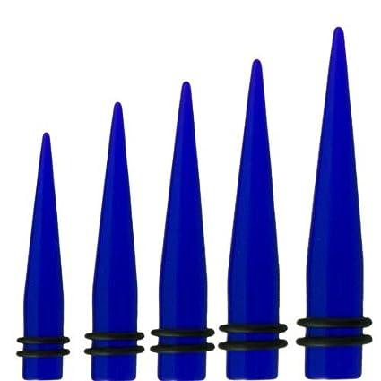 Juego de dilataciones (1,6 mm - 10 mm, protección contra ...