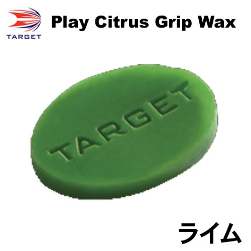 TARGET Play Citrus Grip Wax LIMEの商品画像