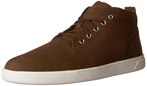 Timberland-Mens-Groveton-Leather-Fabric-Boot