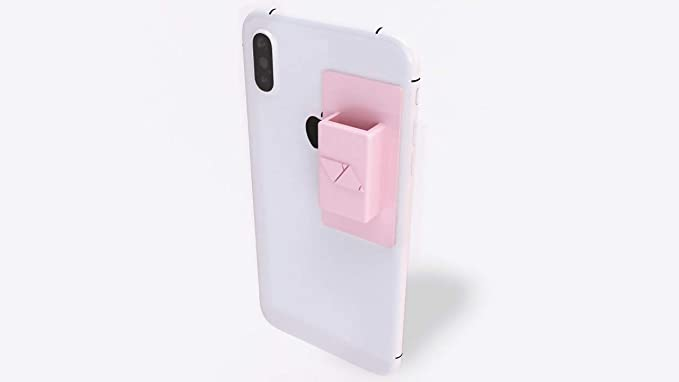 Accessory Compatible with iPhone Tablets Never Forget or Lose Your JUUL OrangeDance Samsung Galaxy Cell Phone Holder Compatible with JUUL Car Dashboard White